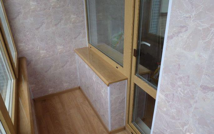 Как обшить дверь пластиковыми панелями